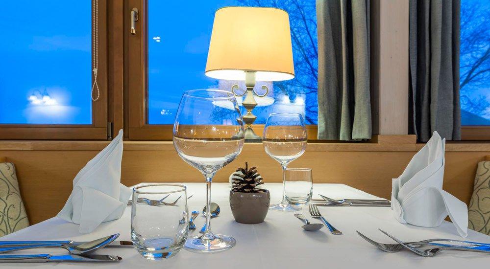Il nostro hotel con trattamento mezza pensione - Gustosi piaceri gastronomici