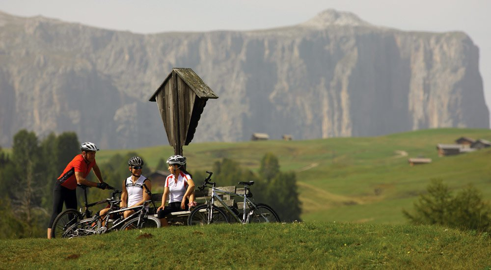 Mountain-bike holiday in Valles - Mountain and valley trips for gourmets