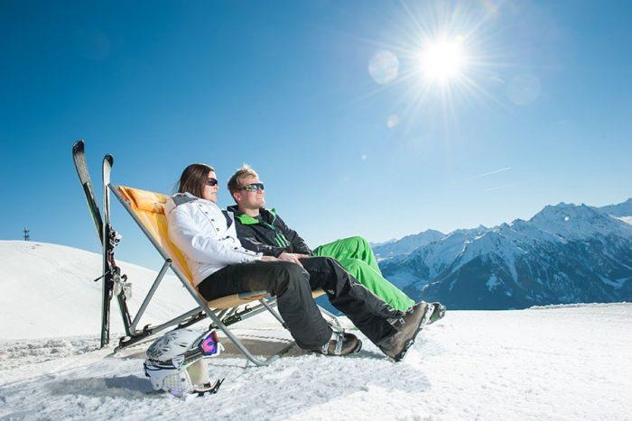 skifahren im april 3