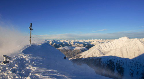 Skitouren in traumhafter Natur