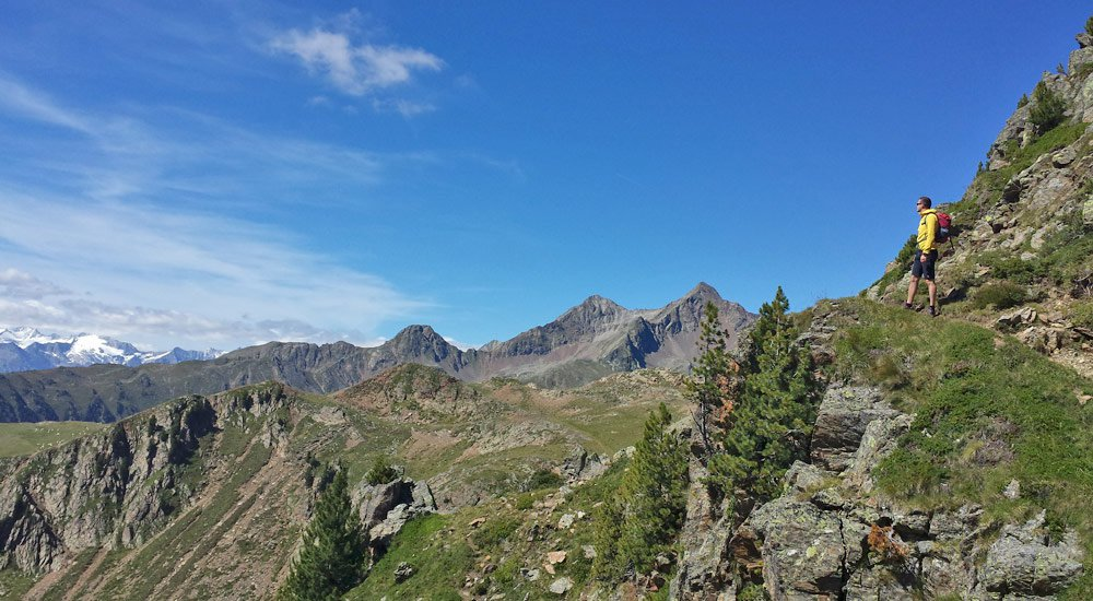Your hiking holiday in South Tyrol: We bring you up!